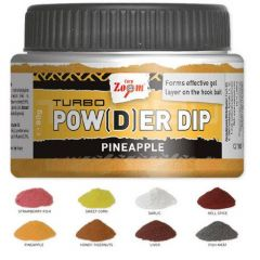 Carp Zoom Turbo Powder Dip Pineapple 80gr