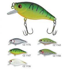 Vobler Carp Zoom Predator Z Baby Sider 5.5cm/3.8g, Green/ Black Dots