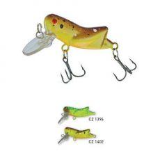 Vobler Carp Zoom Predator Z Grasshopper 4.5cm/2.5g, Yellow