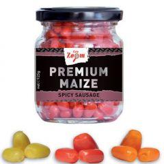 Carp Zoom Porumb Premium - Spicy Sausage 220ml
