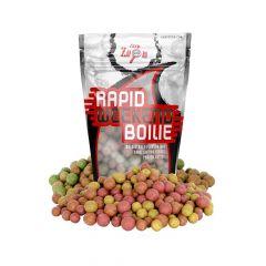 Boilies Carp Zoom Rapid Weekend Boilie Fruit Mix 16-20mm, 2.5kg