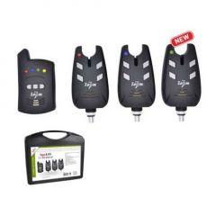 Set 3 avertizori + statie Carp Zoom Topex K-370