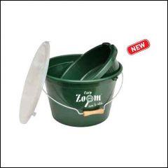 Galeata Carp Zoom Bucket Set 25L