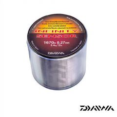 Fir monofilament Daiwa Infinity Sensor 0.36mm/10.5kg/840m