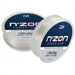 Power Gum 1.0mm/8kg/10m Elastic Daiwa N'Zon