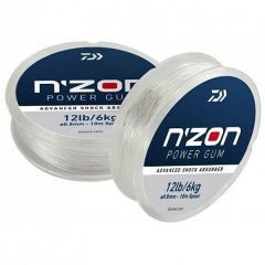 Power Gum 0.6mm/4kg/10m Elastic Daiwa N'Zon