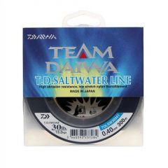 Fir monofilament Daiwa TD Saltwater 0.23mm/4.5kg/300m