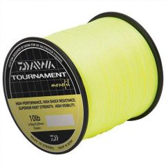 Fir monofilament Daiwa Tournament 0,31mm/5,4Kg/1320M Fluo