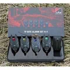 Set 4 avertizori + statie D.A.M TF Bite Alarm