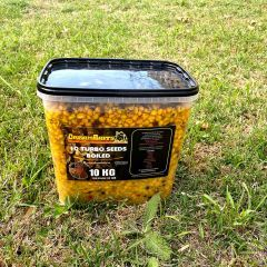 10 Turbo Seeds Boiled 10kg Seminte Dream Bait