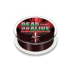 Fir monofilament Varivas Nogales Dead or Alive Brown 0.405mm/20lb/150m