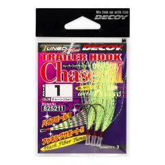 Carlige Decoy Trailer Hook Chaser Chart TH-3 Nr.1/0