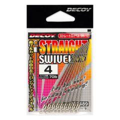 Varteje Decoy Straight Swivel Nr.6