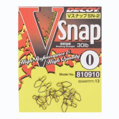 Agrafe Decoy V Snap SN-2 Nr.2