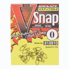 Agrafe Decoy V Snap SN-2 Nr.3