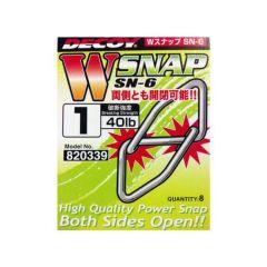 Agrafe Decoy W Snap SN-6 Nr.1