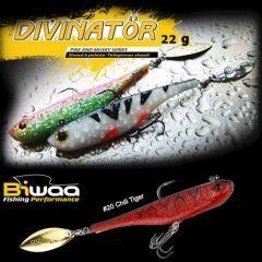 Shad Biwaa Divinator Junior 14cm/22g, culoare Chili Tiger