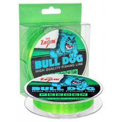 Fir monofilament Carp Zoom Bull Dog Feeder Fluo Green 0.25mm/7.6kg/300m