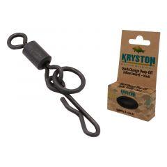 Agrafe rapide Kryston Quick Change Drop-Off Inline Swivel nr.7