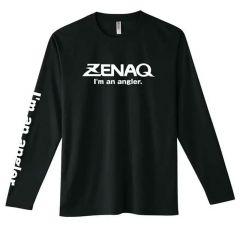 Tricou maneca lunga Zenaq Dry Long T-Shirt Black, marime M
