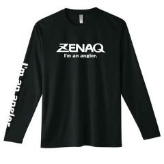 Tricou maneca lunga Zenaq Dry Long T-Shirt Black, marime XXL