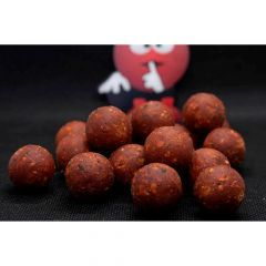 Boilies Dudi Bait Mister Red Solubil Squid & Cranberry 24mm