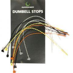 Stopper Gardner Dumbell Stops - Black