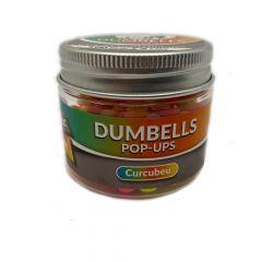 Dumbells C&B Pop-Ups Curcubeu 6mm