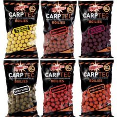 Boilies Dynamite Baits CarpTec Spicy Squid 15mm 2kg