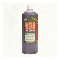 Aditiv Dynamite Baits Worm Liquid Carp Food 1L