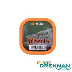 Fir metalic Drennan 7 Strand Pike Wire 15lb/15m