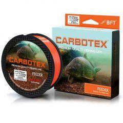 Fir monofilament Carbotex Feeder Orange 0.18mm/4.55kg/250m