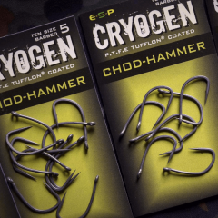 ESP Chod Hammer Cryogen Barbed Nr.4