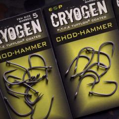 ESP Chod Hammer Cryogen Barbed Nr.5
