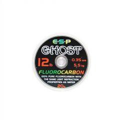 Fir fluorocarbon ESP Ghost 4.5kg/20m
