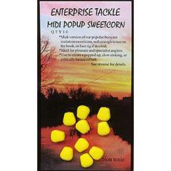 Porumb artificial Enterprise Tackle Mega Pop-Up Sweetcorn - Yellow