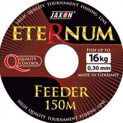 Fir monofilament Jaxon Eternum Feeder 0,18mm/6kg/150m