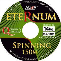 Fir monofilament Jaxon Eternum Spinning 0,40mm/25kg/150m