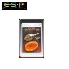 Momitor ESP Mega Method Feeder X-Large 100gr + Mould
