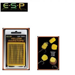 Stopper ESP Hair Stops Yellow - Small