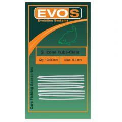 EVOS Silicone Tube Clear 5cm/1.5mm