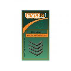 EVOS Ligne Aligner Transparent Brown 18mm
