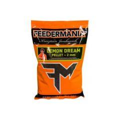 Pelete FeederMania Lemon Dream 2mm