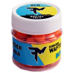 Boilies FeederMania Sinking Wafters BCN - 10mm