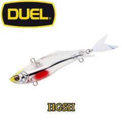 Vobler Duel Hardcore Fintail Vibe S 8cm, culoare HGSH