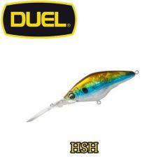 Vobler Duel Hardcore Deep Crank F 6cm/11g, culoare HSH