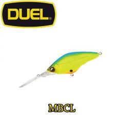 Vobler Duel Hardcore Deep Crank F 6cm/11g, culoare MBCL