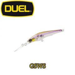 Vobler Duel Hardcore Longbill SP 7cm/5.5g, culoare GSWS