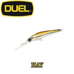 Vobler Duel Hardcore Longbill SP 7cm/5.5g, culoare HAY