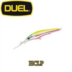 Vobler Duel Hardcore Longbill SP 7cm/5.5g, culoare HCLP